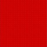 красный цвет польки многоточия предпосылки Стоковые Изображения RF