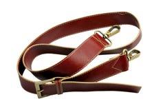 красный цвет пояса Стоковое Фото