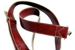 красный цвет пояса Стоковые Изображения RF