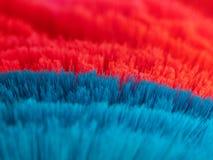 красный цвет предпосылки голубой Стоковое Изображение