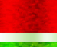красный цвет предпосылки зеленый Стоковые Фотографии RF