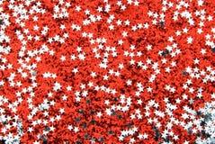 красный цвет предпосылки сверкная Стоковые Фотографии RF