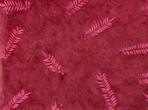 красный цвет предпосылки флористический Стоковые Фотографии RF