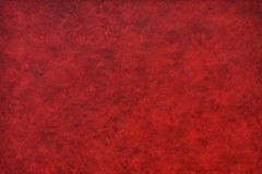 красный цвет предпосылки кожаный Стоковая Фотография RF