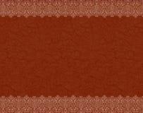 красный цвет рамки Стоковые Изображения RF