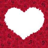 красный цвет рамок Стоковые Фотографии RF