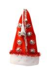 красный цвет рождества крышки Стоковое Изображение
