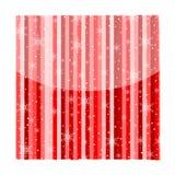 красный цвет рождества предпосылки иллюстрация вектора