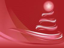 красный цвет рождества Стоковое фото RF