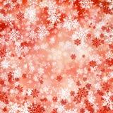 красный цвет рождества предпосылки Стоковое фото RF