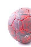 красный цвет руки шарика Стоковое Изображение RF