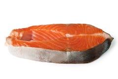 красный цвет рыб свежий Семги Стоковые Фото