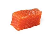 красный цвет рыб свежий Семги Стоковая Фотография RF