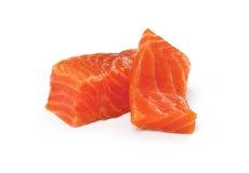 красный цвет рыб свежий Семги Стоковые Фотографии RF
