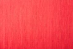 красный цвет салфетки Стоковое Изображение RF