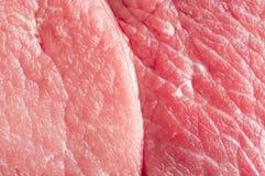 красный цвет свежего мяса Стоковые Изображения RF