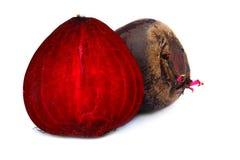 красный цвет свеклы Стоковые Фото