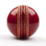 красный цвет сверчка шарика Стоковое фото RF