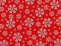 красный цвет света рождества предпосылки волшебный Стоковые Фото