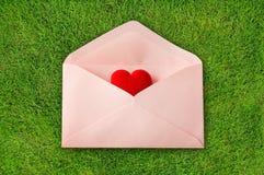 красный цвет сердца габарита Стоковые Фото