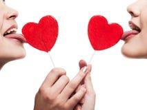 красный цвет сердца стоковое фото