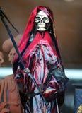 красный цвет смерти Стоковые Изображения