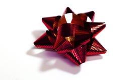 красный цвет смычка Стоковое фото RF