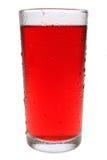 красный цвет сока Стоковое фото RF