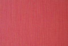 красный цвет ткани Стоковая Фотография RF