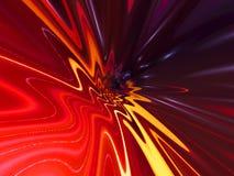 красный цвет фантазии Стоковое фото RF
