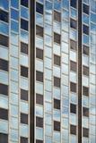 красный цвет фасада здания кирпичей старый Стоковые Изображения