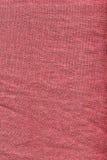 красный цвет холстины Стоковое Изображение