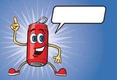 Красный цвет шаржа может характер бесплатная иллюстрация