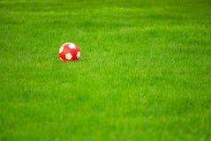 красный цвет шарика Стоковая Фотография RF