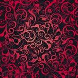 красный цвет штофа Стоковое фото RF
