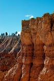 красный цвет Юта каньона Стоковая Фотография RF
