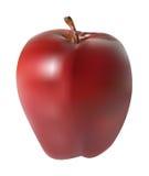красный цвет яблока вкусный Стоковые Изображения
