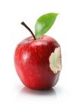 красный цвет яблока вкусный Стоковая Фотография