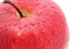 красный цвет яблока глубоко - Стоковые Изображения RF