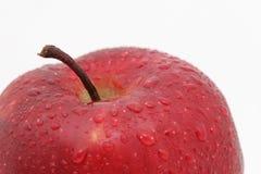 красный цвет яблока причудливый Стоковые Фото