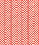 Красный цвет 18.02.13 вектора безшовный Стоковые Изображения RF