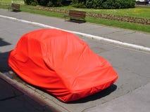 красный цвет 2 подарков Стоковые Фото