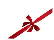 красный цвет 3 смычков Стоковое Фото