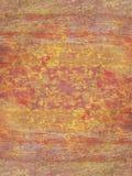 красный цвет grunge предпосылки Стоковые Изображения RF