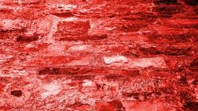 красный цвет grunge предпосылки темный Стоковые Фото