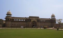 красный цвет jahangiri Индии форта agra mahal Стоковые Фотографии RF