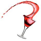 красный цвет martini стоковая фотография