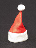 красный цвет santa крышки Стоковые Изображения