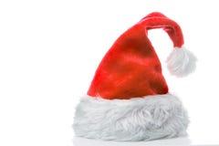 красный цвет santa claus крышки Стоковые Фотографии RF