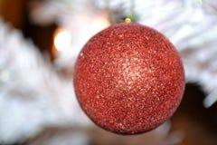 Красный шарик Стоковая Фотография RF